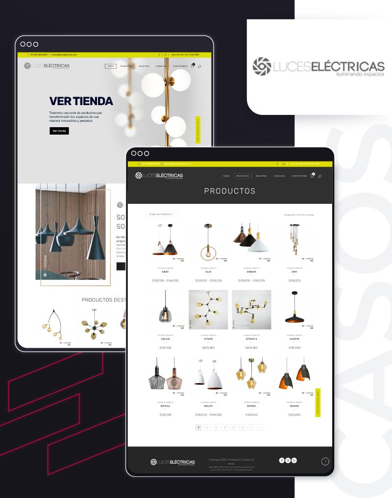 Estructurando-MOCK-Casos-LucesElectricas